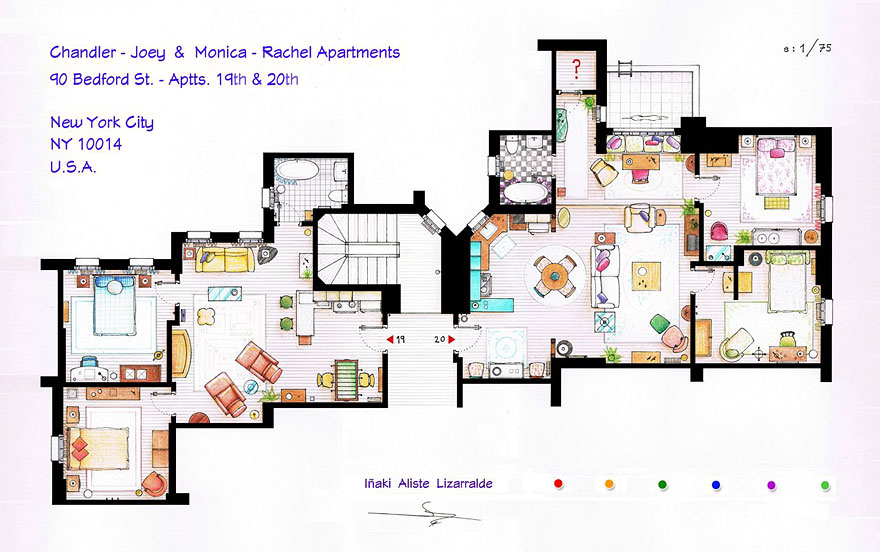 famous-tv-shows-floor-plans-inaki-aliste-lizarralde-4 (1)